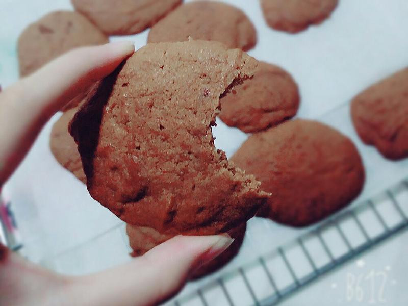 【巧克力】烘烤美禄饼干
