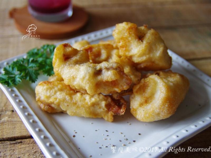 饗瘦美味 英國街頭美食-英式炸魚