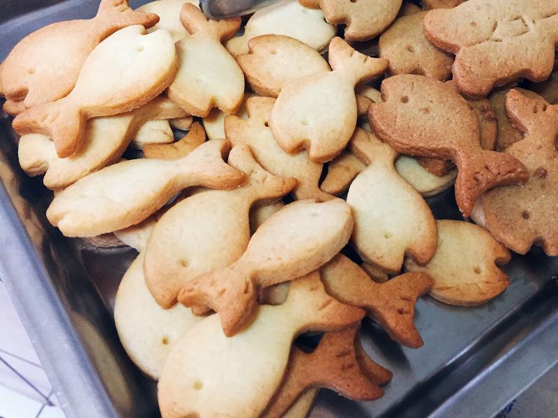 手做奶油餅乾2️⃣