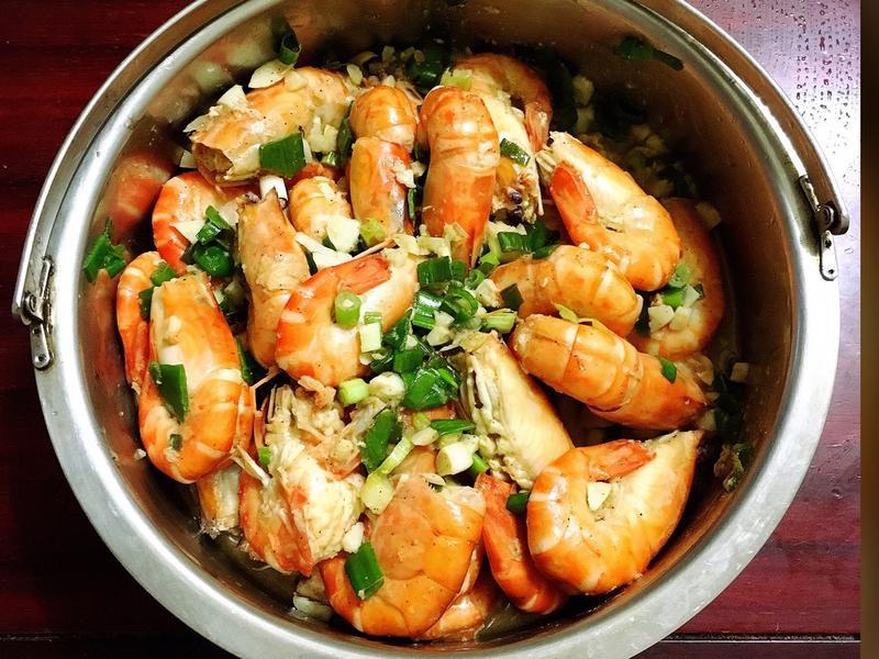 泰式檸檬蝦🦐