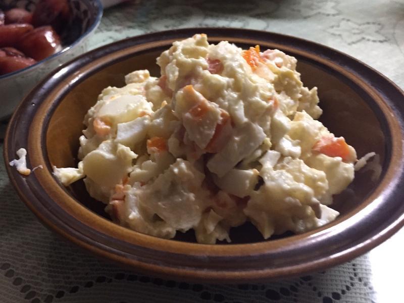 薯泥蛋沙拉(電鍋版)