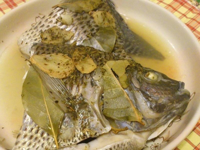 迭香檸檬魚