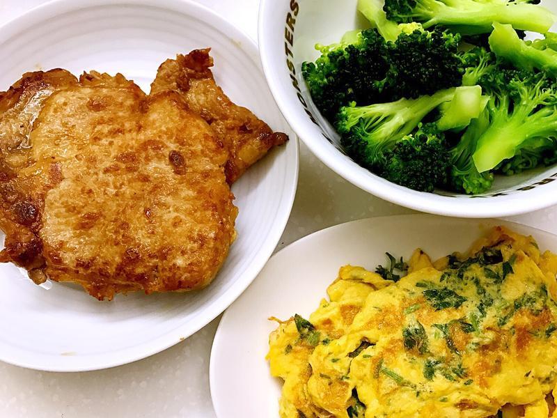 お弁当-170515-味増豬排