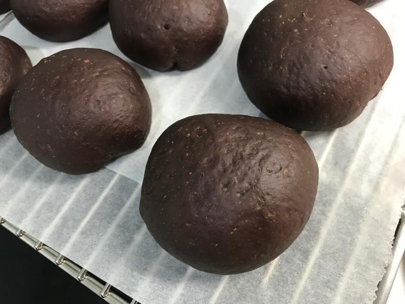 黑眼豆豆麵包(低溫冷藏發酵法)