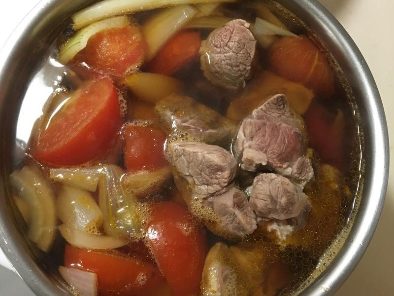 茄汁牛肉湯