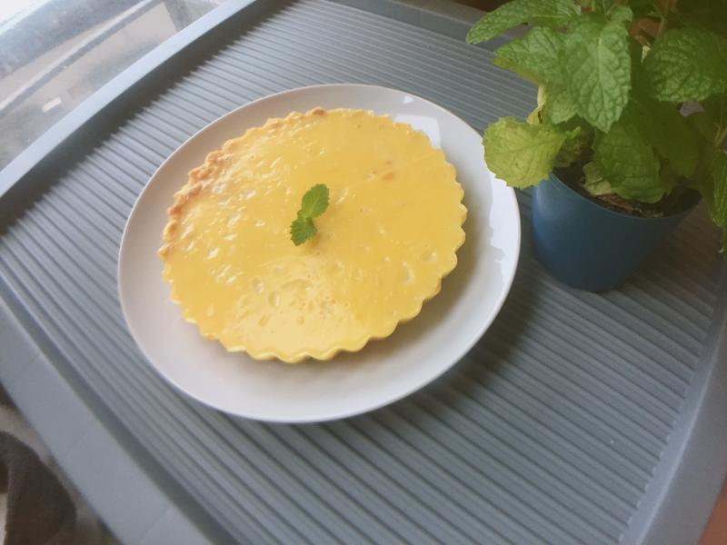 檸檬塔(免烤箱版)