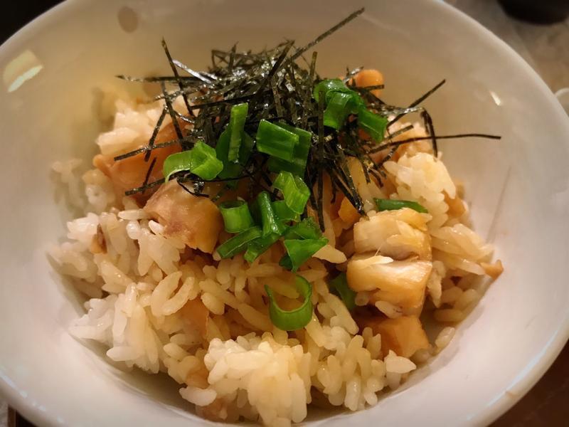煮魚拌飯 (露營OK)