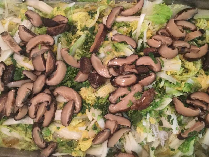 素菜-鸡汤白菜