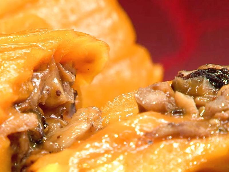 金黃南瓜粿粽 │ 快速簡單 │ Q軟Q軟
