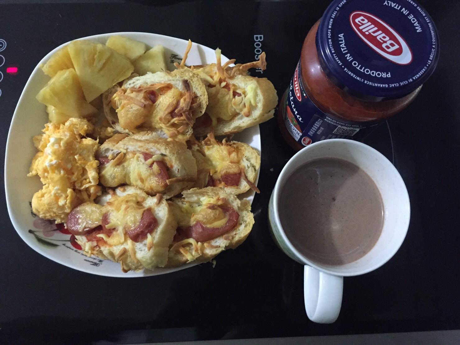 懶人早餐【百味來私房美味】