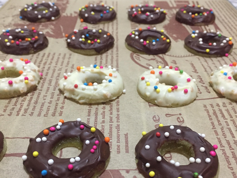 🍩迷你麻糬甜甜圈🍩