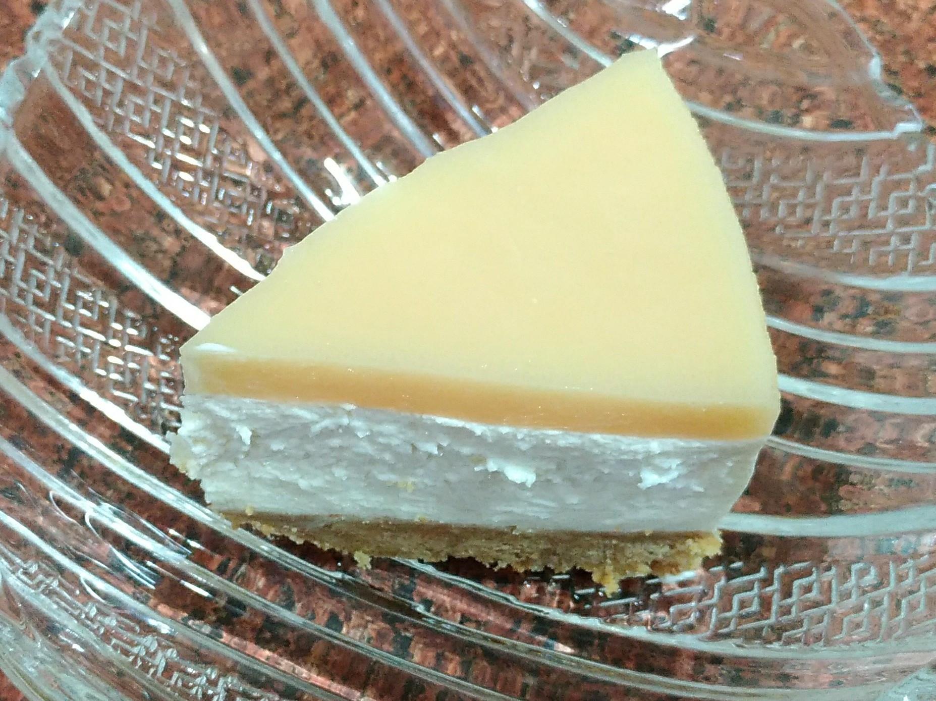 🍎🎂蘋果養樂多凍乳酪蛋糕🎂🍎