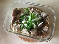 [電鍋料理]鹹水雞(簡易版)