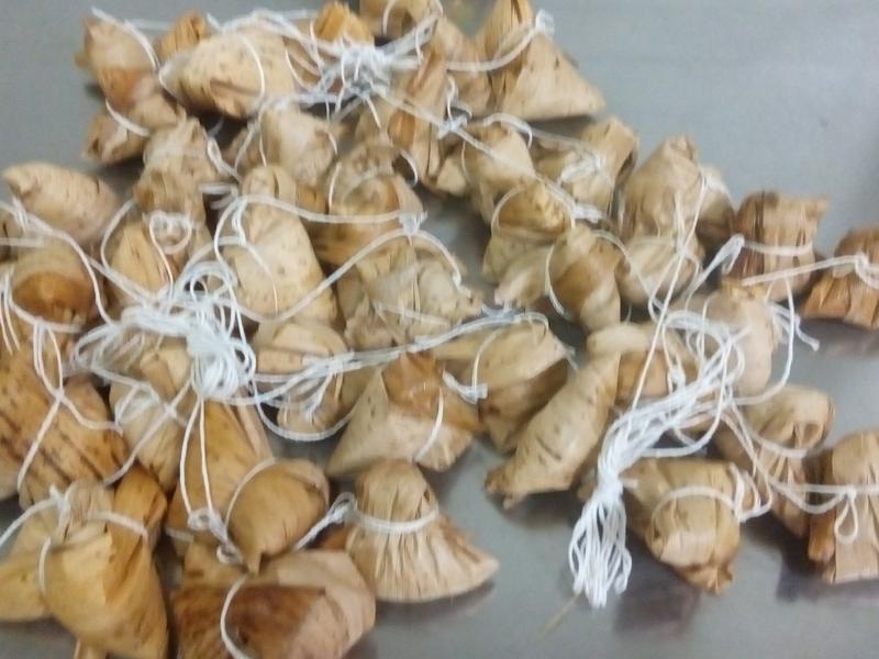 紅豆肉粽(淬釀全菜單挑戰賽)