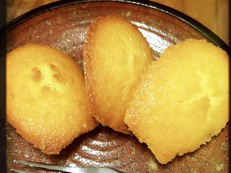 檸檬馬德蓮