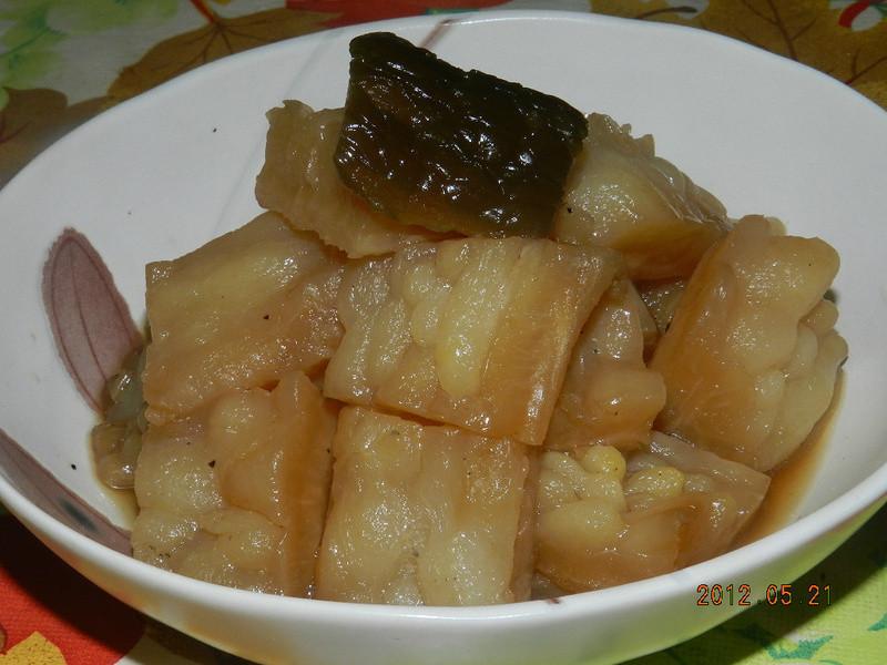 ㄚ曼達的廚房~蔭瓜燉苦瓜
