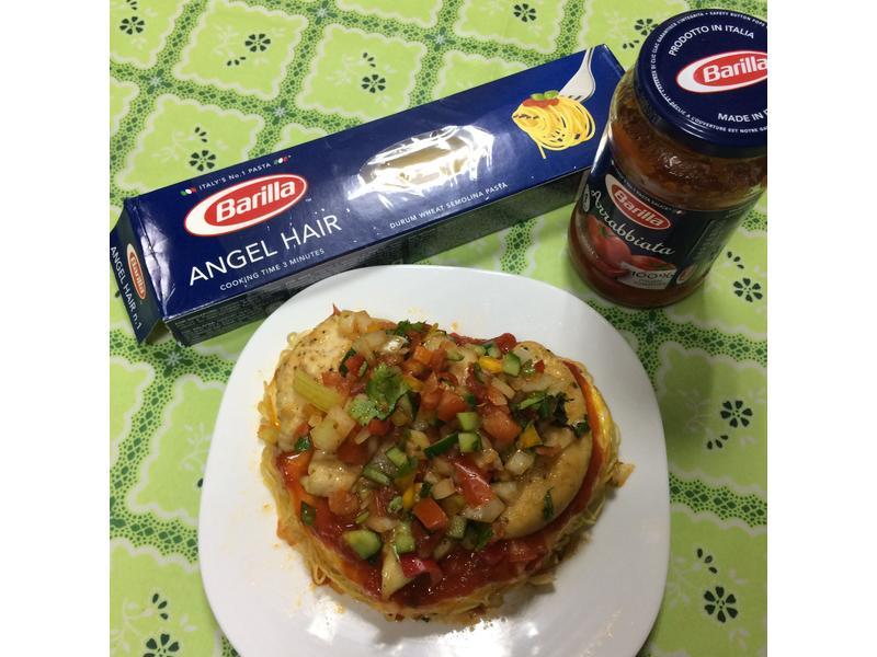莎莎醬雞肉千層麵【百味來私房美味】