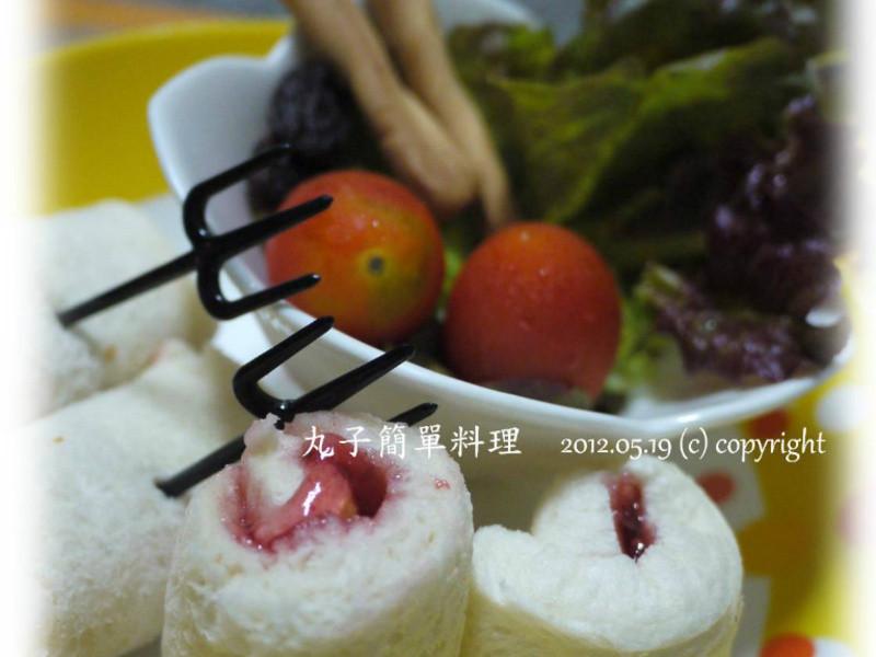 【丸子簡單料理】寶寶吐司