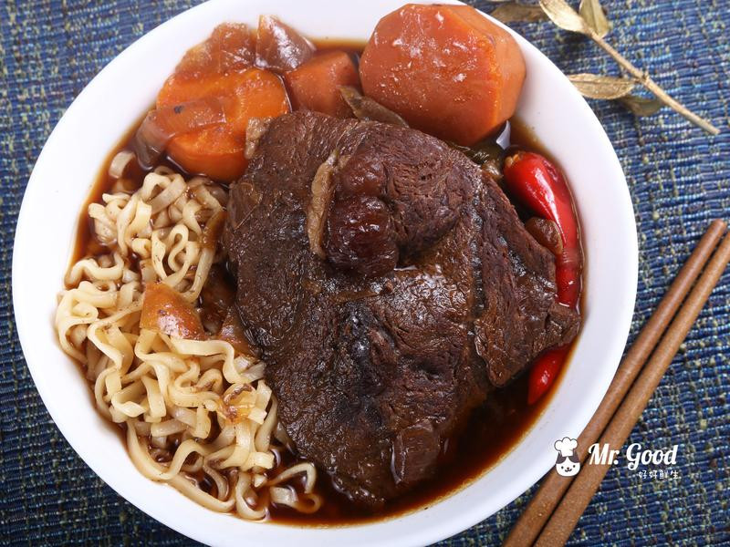 紅燒牛肉麵【好好鮮生料理廚房】