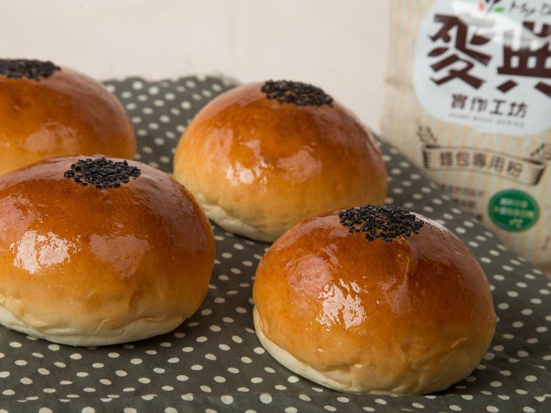 紅豆麵包【麥典實作工坊麵包專用粉】