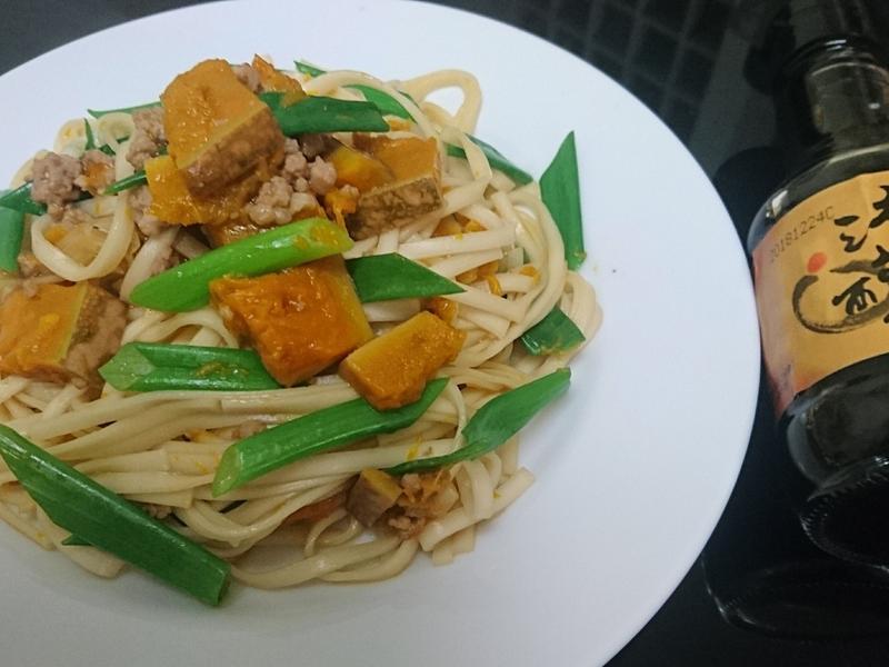 南瓜醬拌麵【淬釀全菜單挑戰賽】