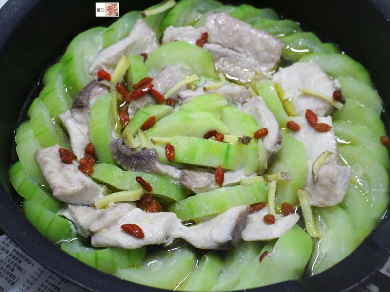 超簡單的絲瓜料理