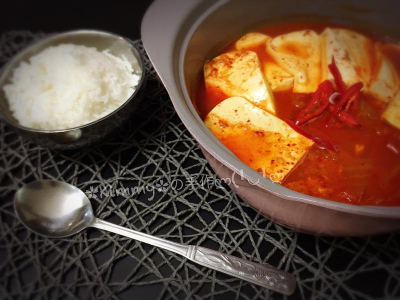 韓式鮪魚泡菜鍋🐟