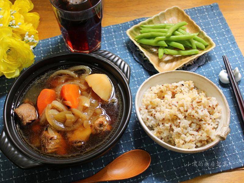 馬鈴薯燉肉【淬釀全菜單挑戰賽】