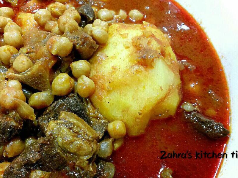 伊朗菜-Abgoosht