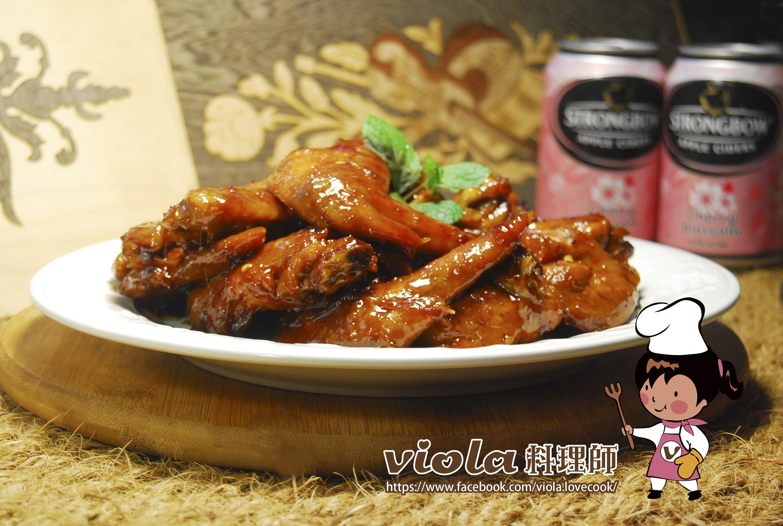 啤酒燒雞翅