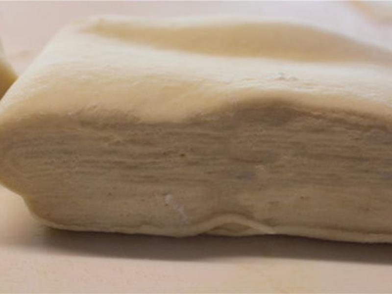千層酥皮作法(puff pastry)