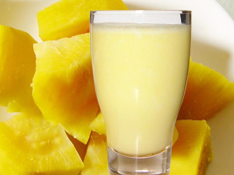 【厚生廚房】黃金地瓜蜜奶