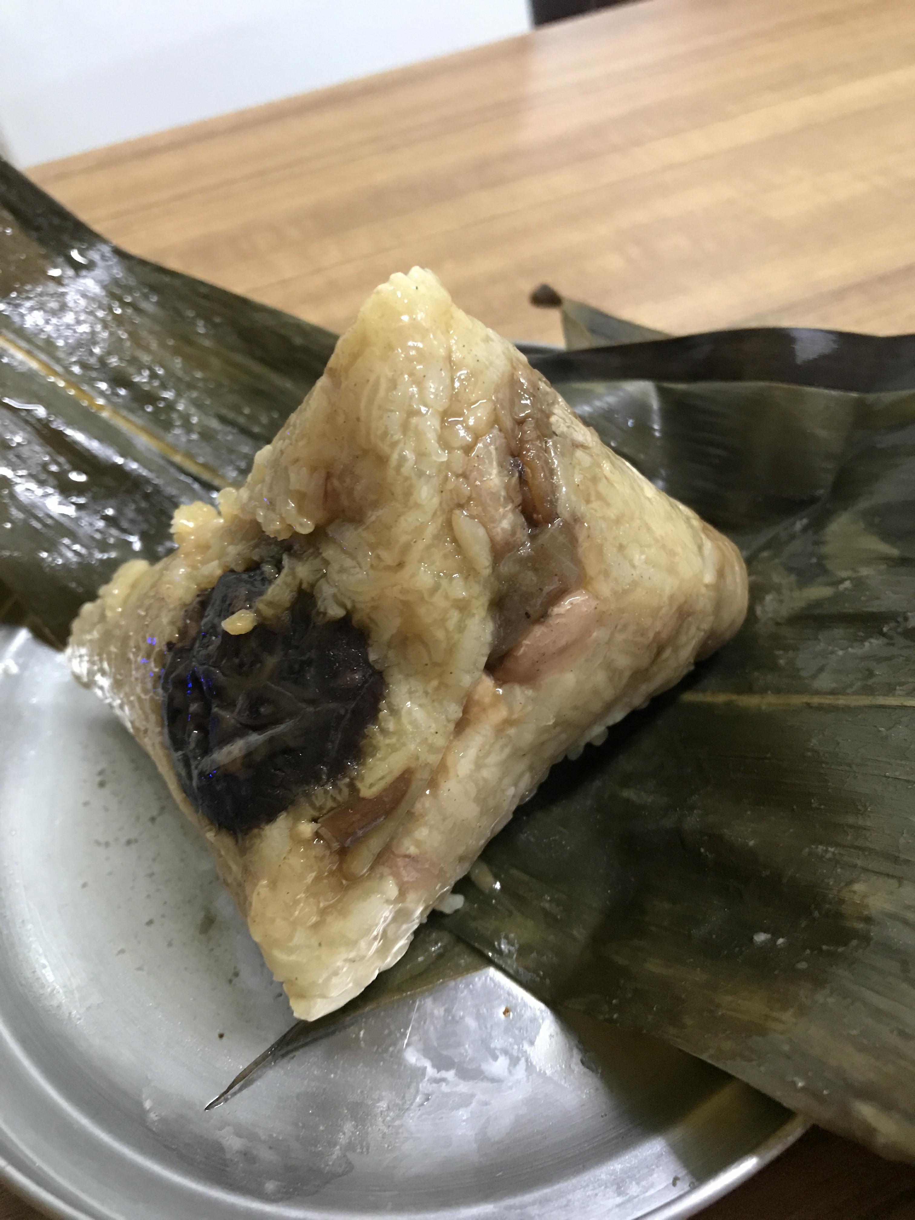 端午手工肉粽