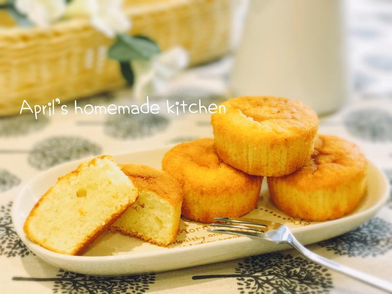 鮮奶油磅蛋糕 (4種食材)