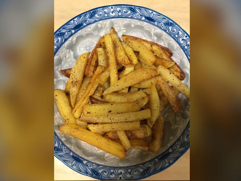 烤薯條 🇮🇹風味