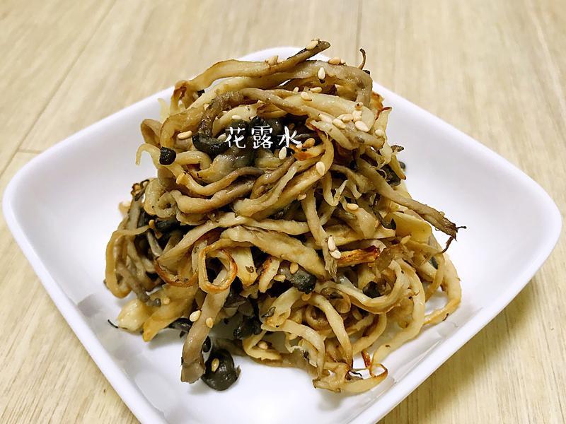 《韓式涼拌鴻喜菇》簡單做法
