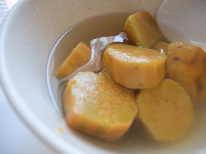 【小雨食堂】地瓜甜湯