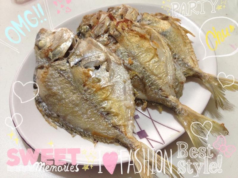 梁香三角魚