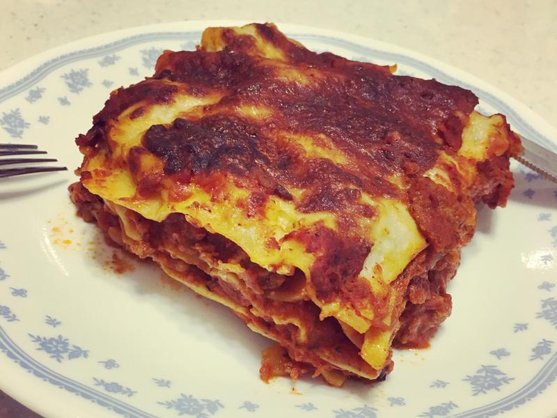 義大利肉醬千層麵