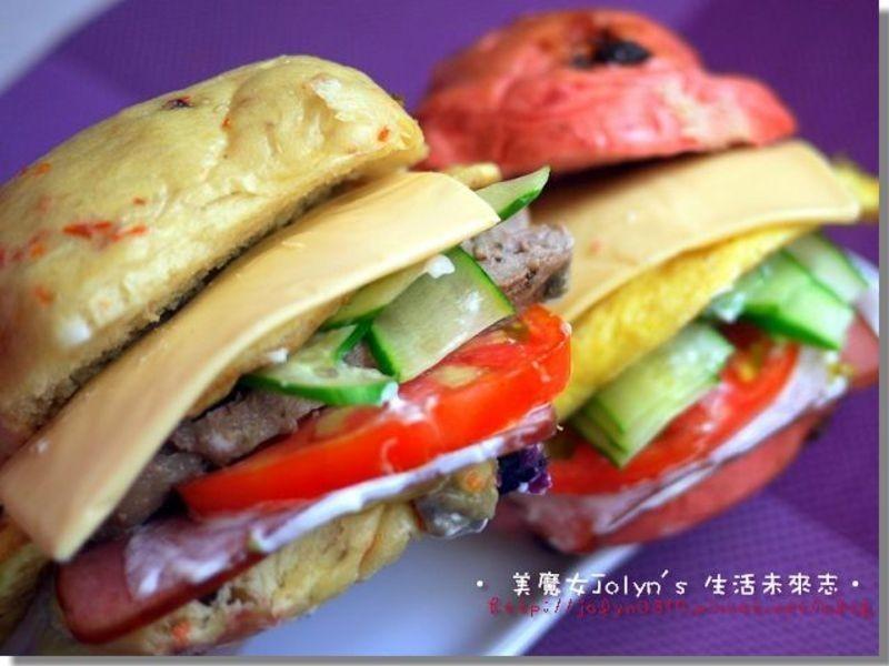♫【「芝司樂」總匯饅頭】清爽、營養滿點