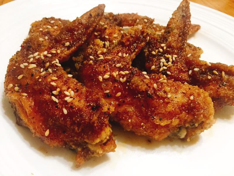 日式炸雞翅 (手羽先唐揚げ)