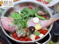 傳統魚湯吃膩了嗎?白酒鮮辣魚湯 宅府樸食