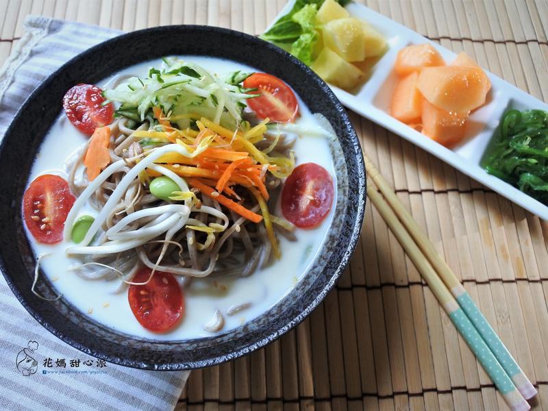 韓式豆漿冷麵