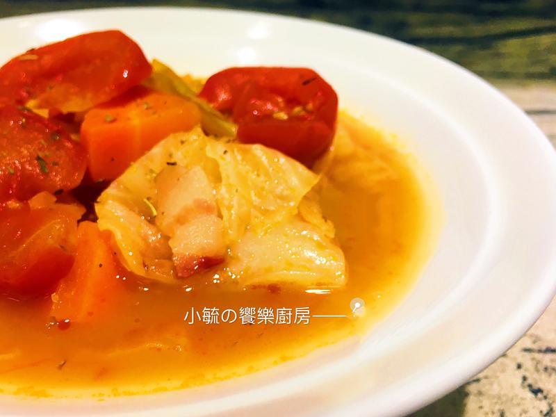 義式蕃茄蔬菜湯