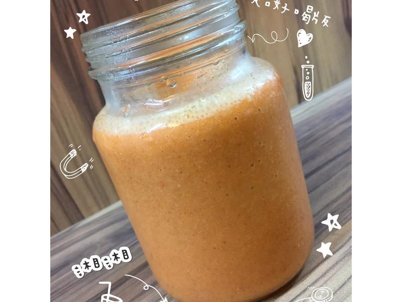 甜椒蘋果補氣飲/素食