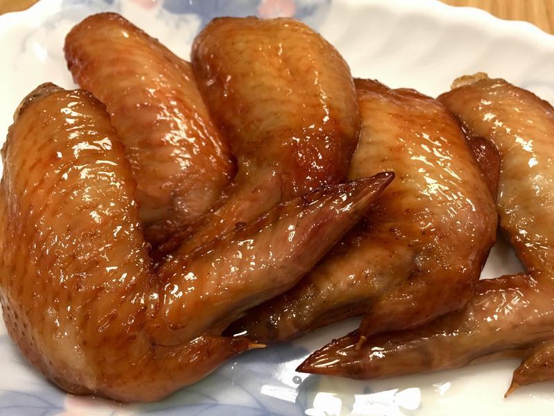 烤雞翅小腿