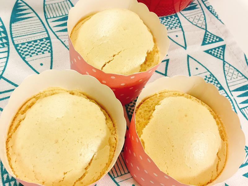 福源花生醬杯子蛋糕(減油減糖版)