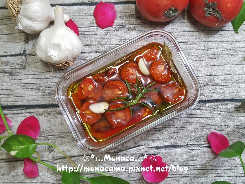 油漬小番茄