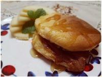 日式舒芙蕾鬆餅(北海道天然鬆餅粉使用)