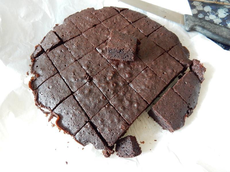 巧克力布郎尼